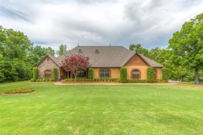 Catoosa Single Family Home For Sale: 3606 N Old Highway 66 Highway