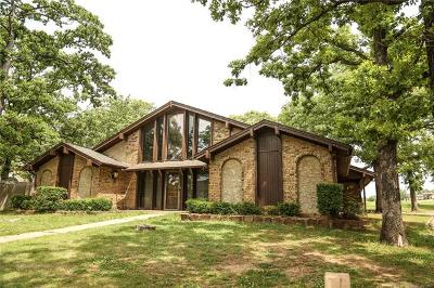 Okmulgee Single Family Home For Sale: 1611 Country Club Drive