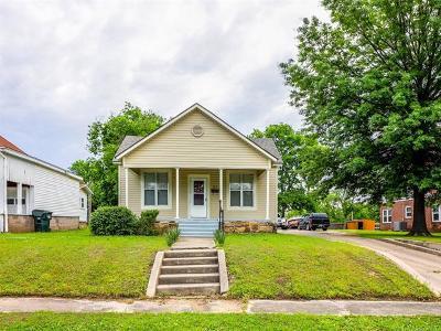 Sapulpa Single Family Home For Sale: 713 S Oak Street