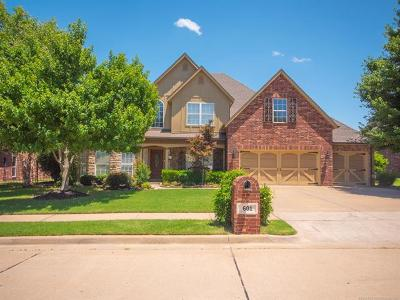 Broken Arrow Single Family Home For Sale: 601 S 75th Street