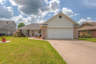 Skiatook Single Family Home For Sale: 706 S Hominy Place