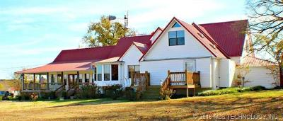 Ada Single Family Home For Sale: 19853 County Road 1570