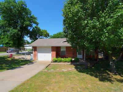 Sapulpa Single Family Home For Sale: 600 N Brown Street