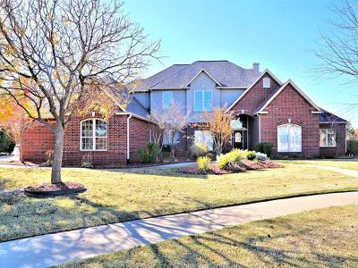 Broken Arrow, Jenks, Tulsa Single Family Home For Sale: 405 E Huntsville Street