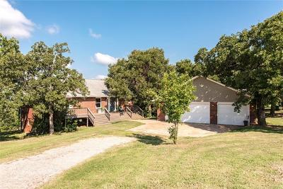 Skiatook Single Family Home For Sale: 14620 Scenic Circle