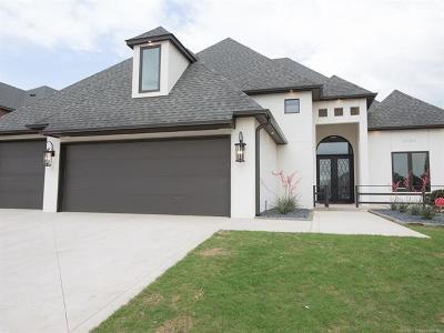 Broken Arrow Single Family Home For Sale: 6106 W Charleston Place