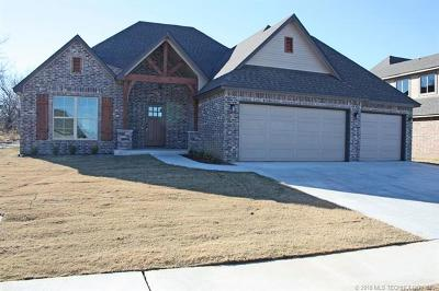 Owasso Single Family Home For Sale: 7406 E 81st Place North