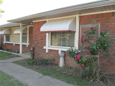 Sand Springs Single Family Home For Sale: 4904 Bermuda Avenue