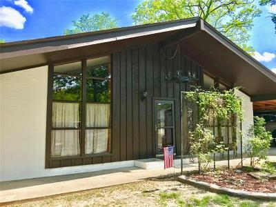 Ada Single Family Home For Sale: 1300 S Mississippi Avenue