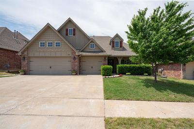 Bixby Single Family Home For Sale: 13412 S 19th Place