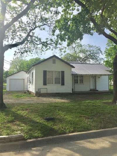 Claremore Single Family Home For Sale: 409 N Lavira Avenue