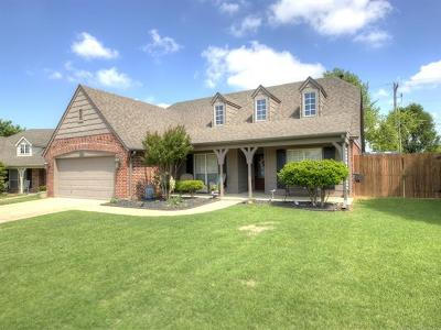 Owasso Single Family Home For Sale: 11505 E 105th Street North