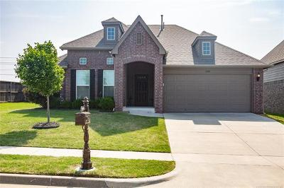 Bixby Single Family Home For Sale: 13303 S 21st Place