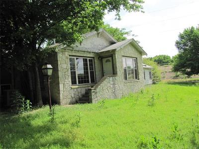 Ada OK Single Family Home For Sale: $135,000