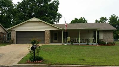 Claremore Single Family Home For Sale: 1454 Maplewood Drive