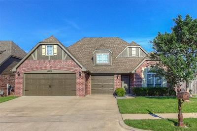 Bixby Single Family Home For Sale: 13304 S 21st Place