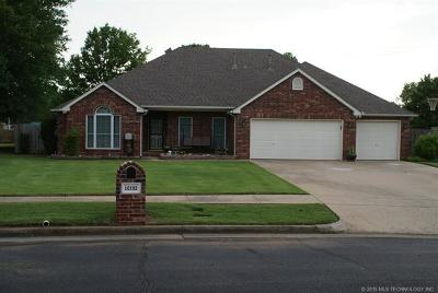 Owasso Single Family Home For Sale: 10102 N 114th East Avenue