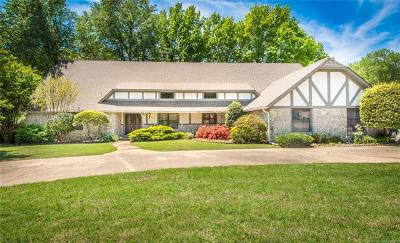 Broken Arrow Single Family Home For Sale: 58 Cedar Ridge Road