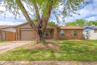 Broken Arrow Single Family Home For Sale: 1248 W Jackson Street