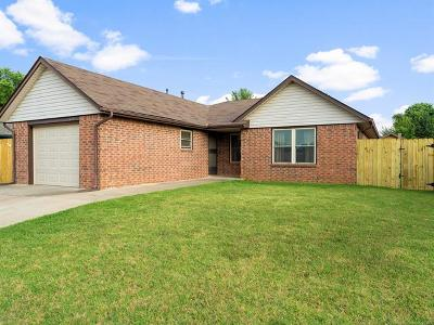 Claremore Single Family Home For Sale: 619 W 19th Street S