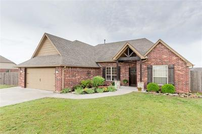 Skiatook Single Family Home For Sale: 14304 N Lantana Boulevard