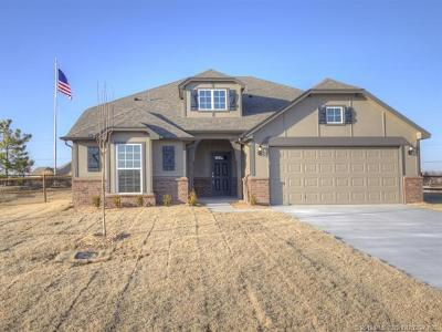 Collinsville Single Family Home For Sale: 5903 E 135th Place North