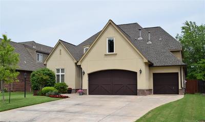 Tulsa Single Family Home For Sale: 8121 S 68th East Avenue