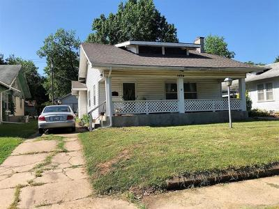 Okmulgee Single Family Home For Sale: 1406 E 8th Street
