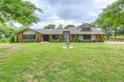Tulsa Single Family Home For Sale: 4407 W 93rd Street