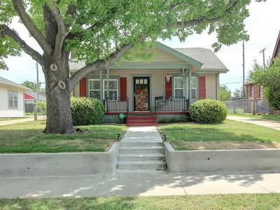 Tulsa Single Family Home For Sale: 1619 S Gary Place