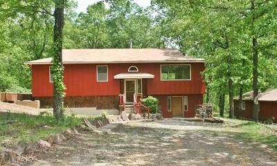 Tahlequah Single Family Home For Sale: 14521 W 806 Road