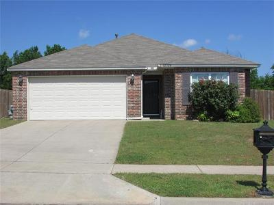 Collinsville Single Family Home For Sale: 12320 N 107th East Place