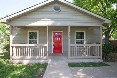 Tulsa Single Family Home For Sale: 3807 W 52nd Place S