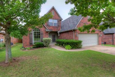 Broken Arrow Single Family Home For Sale: 4206 S Redwood Place