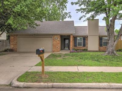 Broken Arrow Single Family Home For Sale: 2906 W Washington Place
