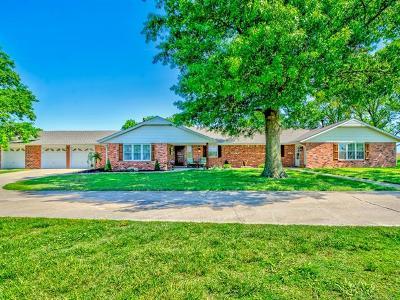Bartlesville Single Family Home For Sale: 5100 Minnesota Street