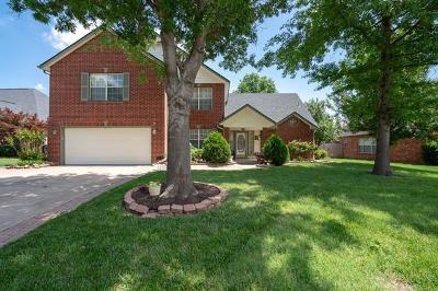 Owasso Single Family Home For Sale: 8913 N 130th East Avenue
