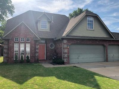 Jenks Single Family Home For Sale: 11422 S Nandina Avenue