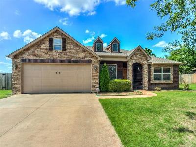 Bixby Single Family Home For Sale: 11954 S 73rd Avenue