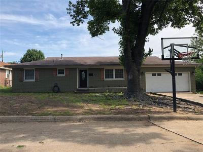 Okmulgee Single Family Home For Sale