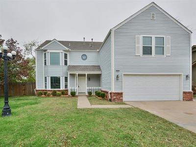 Broken Arrow, Jenks, Tulsa Single Family Home For Sale: 1844 N 14th Street