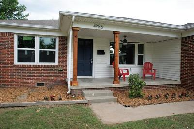Tulsa Single Family Home For Sale: 4956 S Madison Avenue