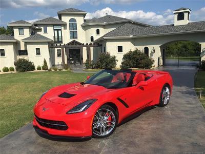 Tulsa Single Family Home For Sale: 6813 Foxbriar Drive
