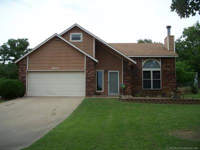 Sand Springs Single Family Home For Sale: 6003 S 164th West West Avenue
