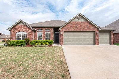 Owasso Single Family Home For Sale: 9016 N 157th East Avenue