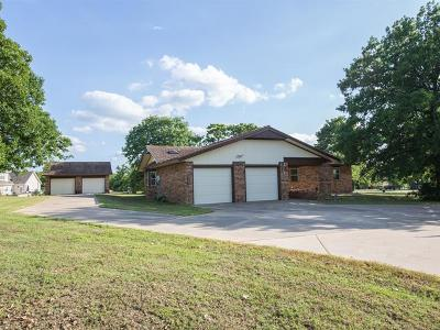 Sand Springs Single Family Home For Sale: 16420 W 58th Street