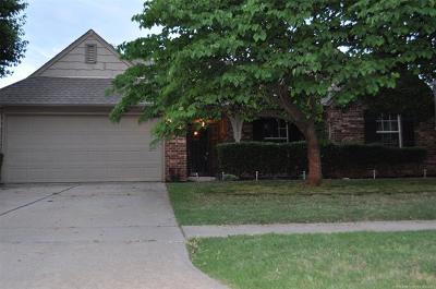 Owasso Single Family Home For Sale: 15211 E 90th Place North