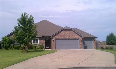Broken Arrow Single Family Home For Sale: 4968 S 195th East East Place