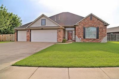 Owasso Single Family Home For Sale: 7510 N 134th East Place