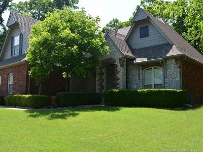 Owasso Single Family Home For Sale: 7868 N 190th East Avenue